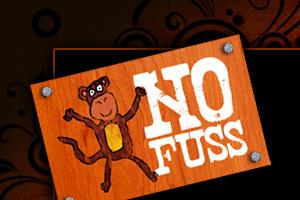 No Fuss Logo